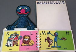 Do-it-yourself alphabet book 2