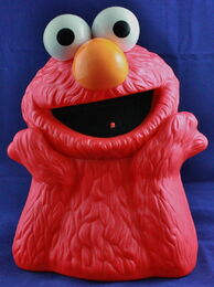 Funomenon cookie jar elmo 3