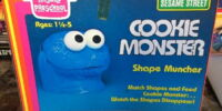 Cookie Monster Shape Muncher