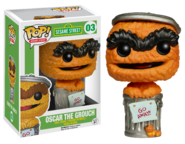 Funko Orange Oscar