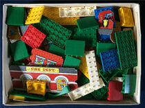 Sesame Street American Bricks 06 box contents