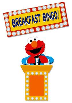 BreakfastBingo