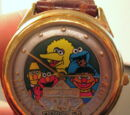 Sesame Street watches (Fossil)