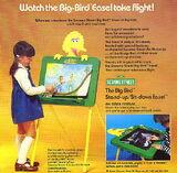 Avalon 1981 big bird easel
