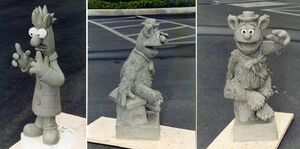 Parade sculpts