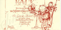 The Jim Henson Company Holiday Party Invitations