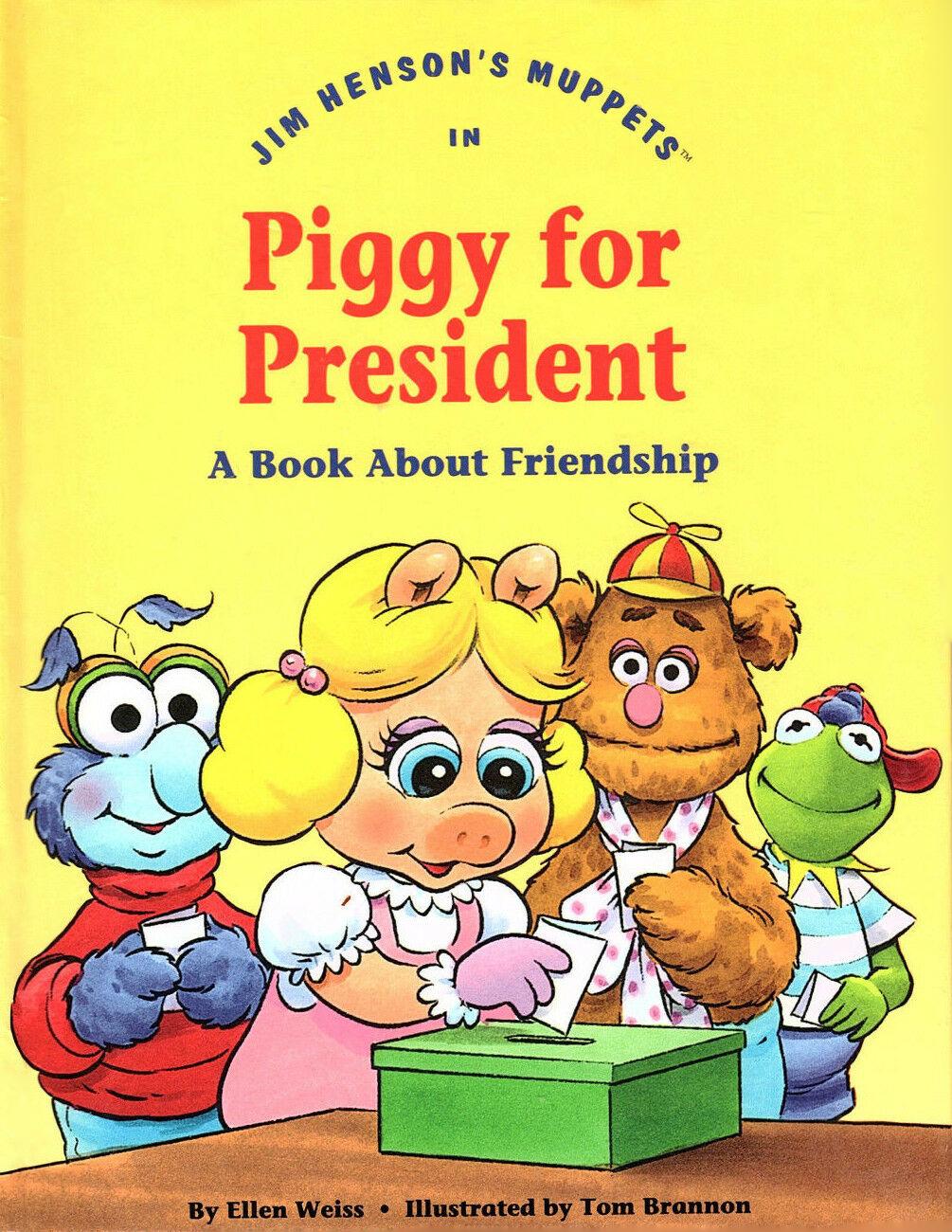 Mkids.piggypresident