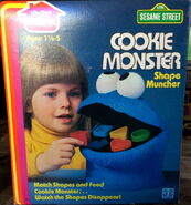 Cookie monster shape muncher 2