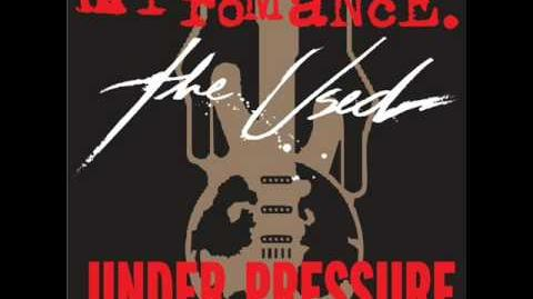Studio Version Under Pressure - My Chemical Romance and The Used