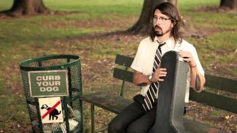 Foo Fighters. Walk