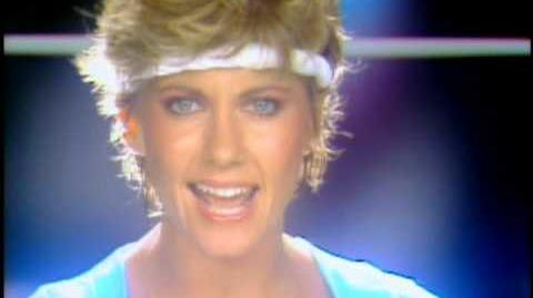 "Olivia Newton-John - ""Physical"""