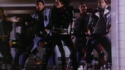 "Michael Jackson - ""Bad"" (short version)"