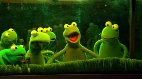 Kermit's Swamp Years - Life as a Pet (2002, Widescreen) (Spanish 5.1 Surround) 1