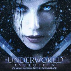 Scan - Linkin Park - Underworld Evolition Soundtrack - Front Cover
