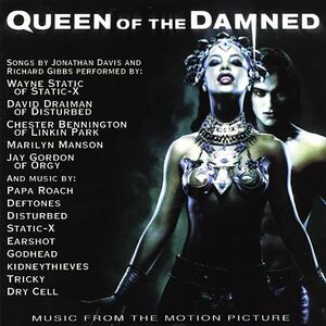 Soundtrack - Queen Of The Damned (Original Soundtrack) - Front Cover