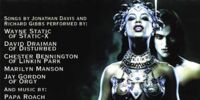 Queen Of The Damned (Original Soundtrack):Soundtrack