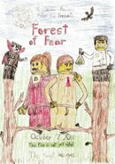 Forest of Fear Concept Poster