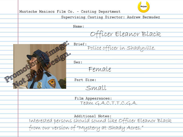 File:Audition Sheet - Officer Eleanor Black.jpg