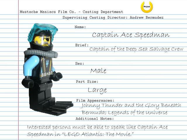 File:Audition Sheet - Captain Ace Speedman.jpg