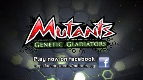Mutants Genetic Gladiators Official Trailer-0