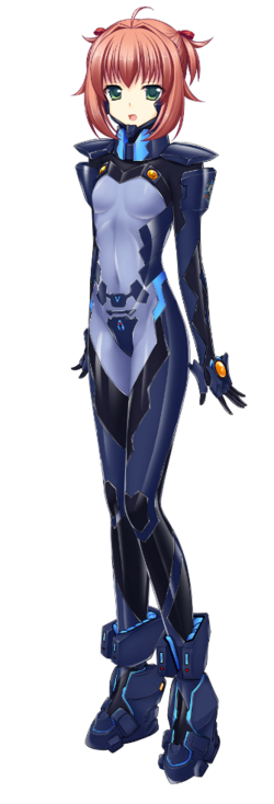 Miono Chronicles 04 Fortified Suit