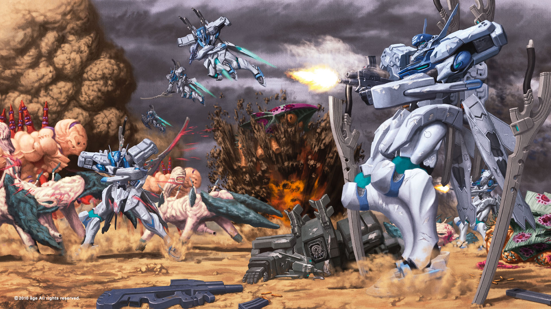 Tactical Surface Fighter | Muv-Luv Wiki | Fandom powered by Wikia
