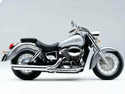 Honda Shadow super-bike