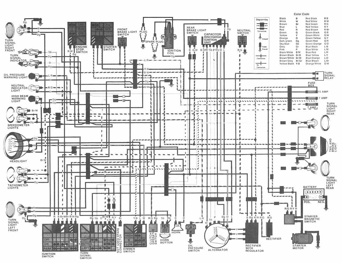 Old Fashioned Gl1800 Wiring Diagram Images - The Wire - magnox.info