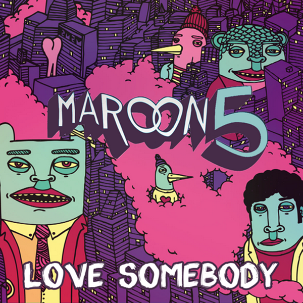 Maroon 5:Love Somebody | My AT40 Wiki | Fandom powered by ...