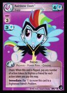 Rainbow Dash, Zapp (High Magic Promo)