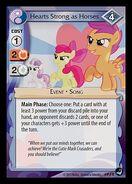 Hearts Strong as Horses (High Magic Promo)