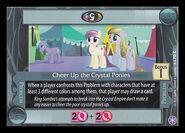 Cheer Up the Crystal Ponies