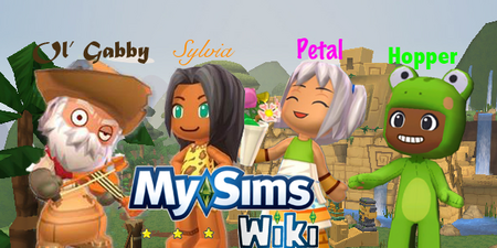 Nature Sims Poll Banner