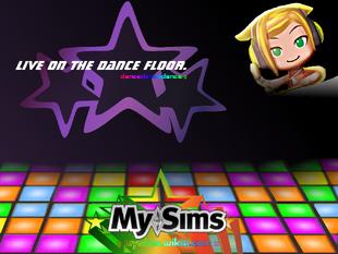 Dancedancedance;; wallpaper