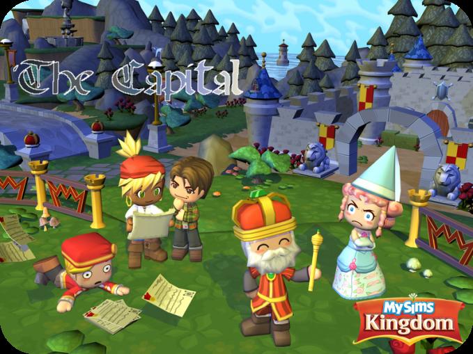 The Capital Kingdom Portal