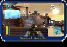 MSSH Portal - Chemical Worksite