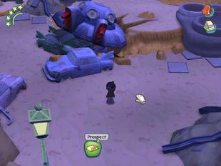 Desert Junkyard 1