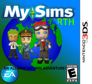 MySims Earth 3DS