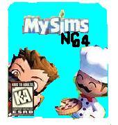 MySimsN64CartridgePicture