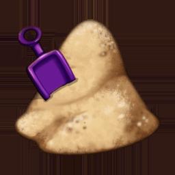 Crafting Item Sand