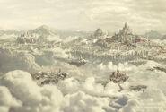 Asgard in Valkyrie Profile 2 Silmeria