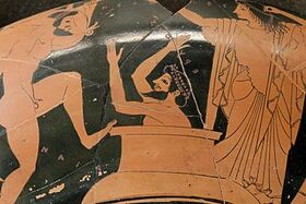350px-Erymanthian Boar Louvre G17