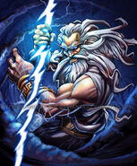Grand Zeus by El Grimlock
