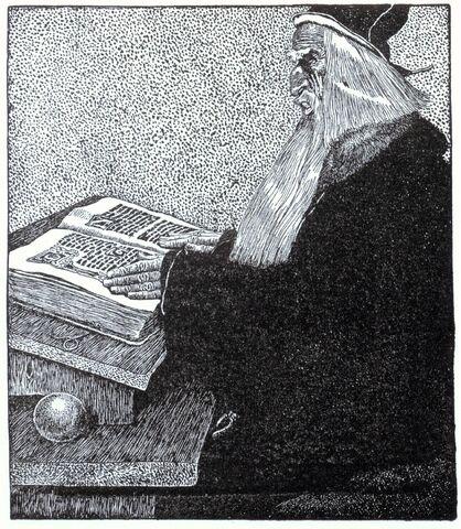 File:Arthur-Pyle The Enchanter Merlin.jpg