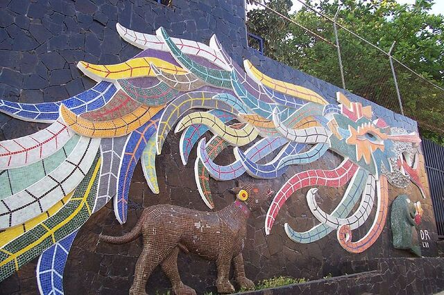 File:Quetzalcoatl Mural in Acapulco, Mexico.jpg