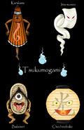 Tsukumogami by verreaux-d2b4ezk