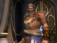 Theseus in God of War II