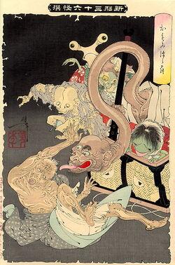 Yoshitoshi The Heavy Basket