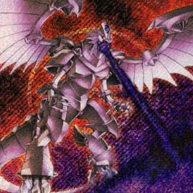 Horus the Black Flame Dragon LV8