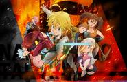 Anime Key Visuals